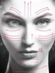 Movimenti da svolgere sul viso